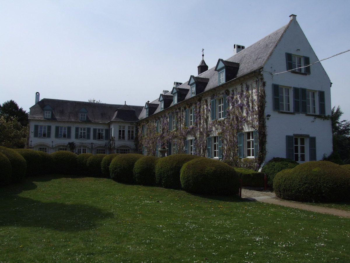 Château DELHAIZE 4 mai 2008. Photo D VANESPEN