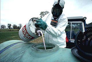 L'omerta des pesticides dans l'agriculture française