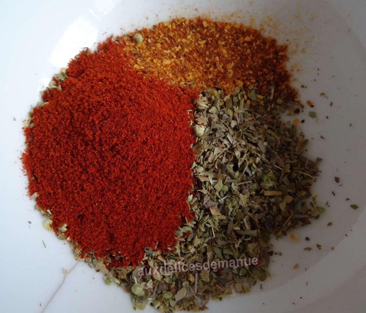 Magret de canard séché aux épices