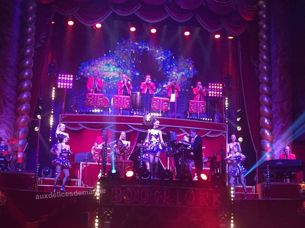Sortie ..... au cirque