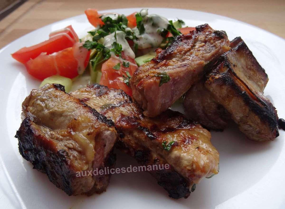 barbecue, grillades, plancha