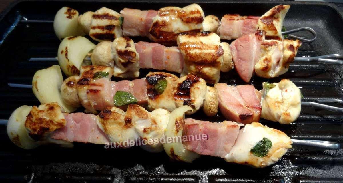Idées barbecue, plancha