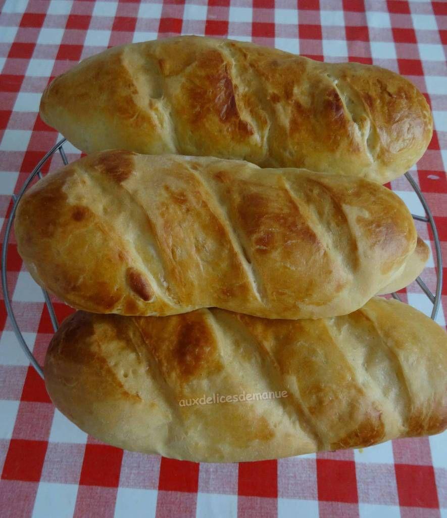Petits pains moelleux