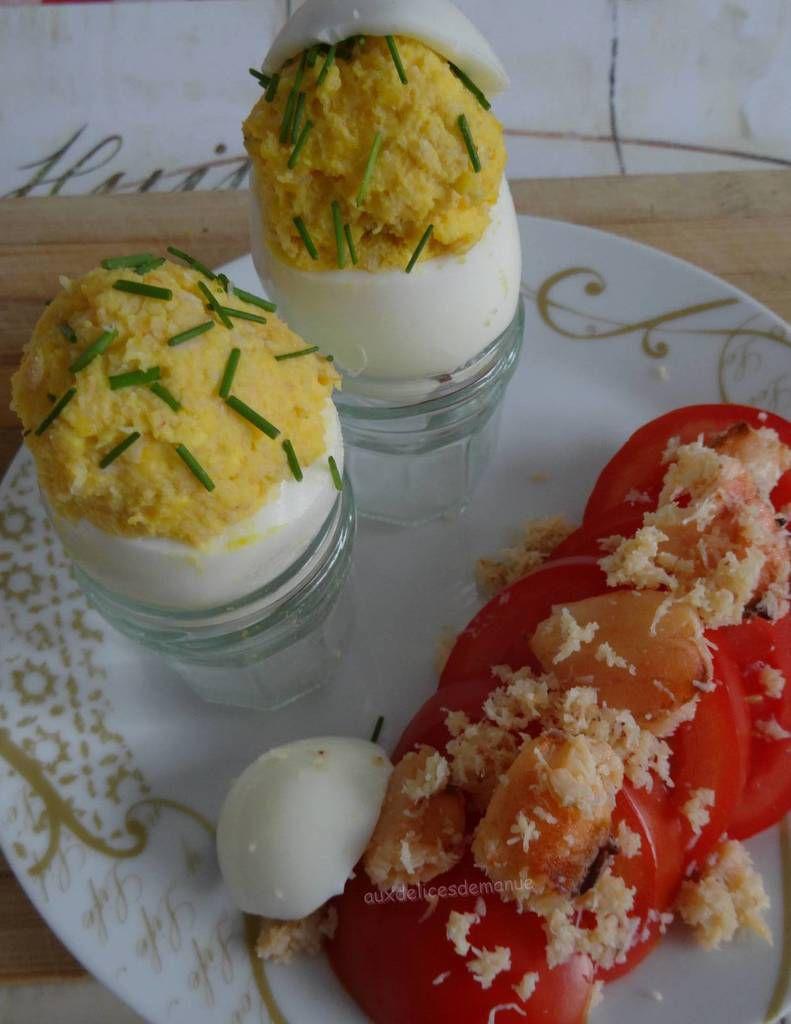œuf,œuf dur,crabe