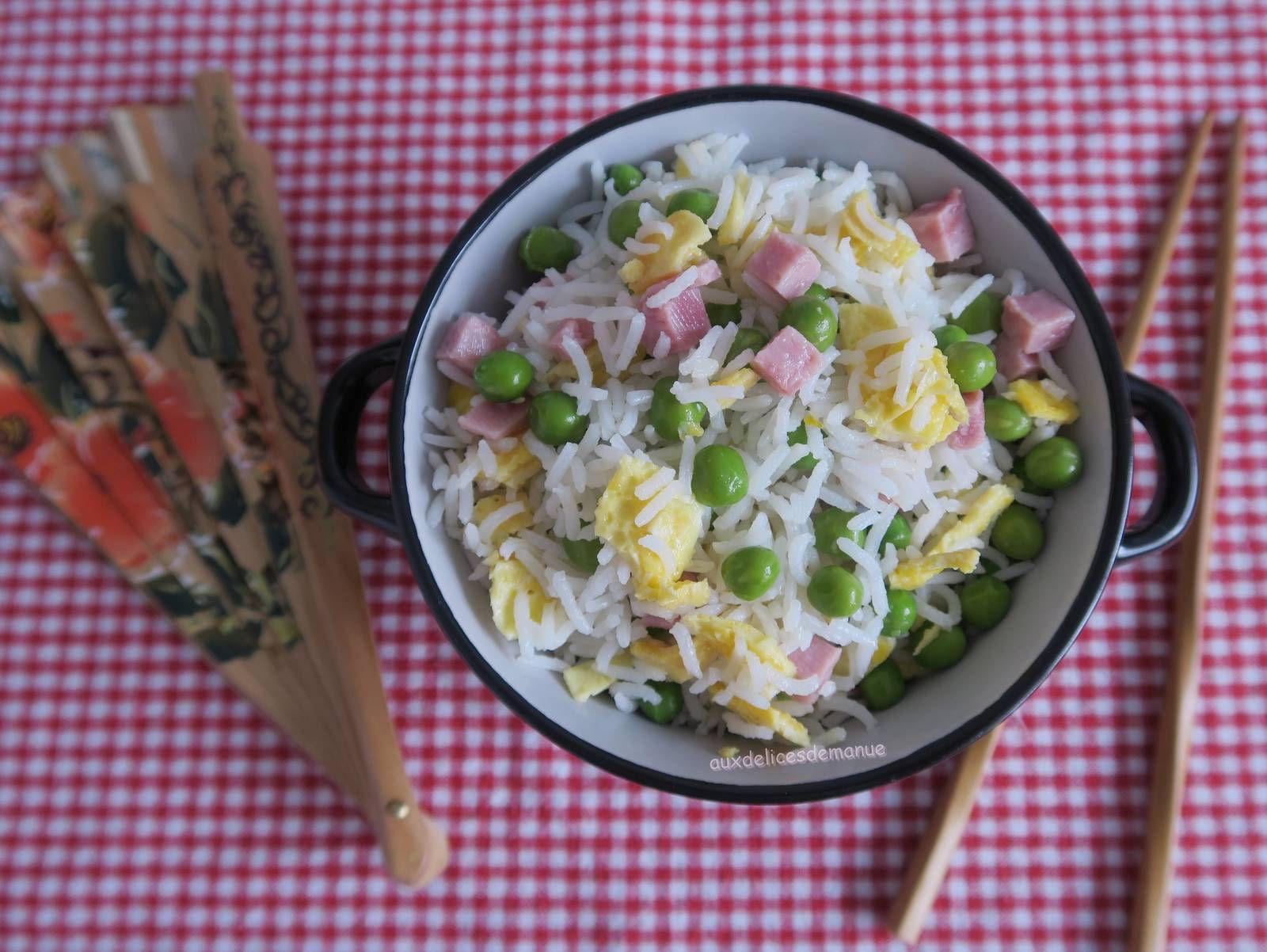 cuisine asiatique,Asie,riz,cantonais,petits-pois,Nuoc mâm