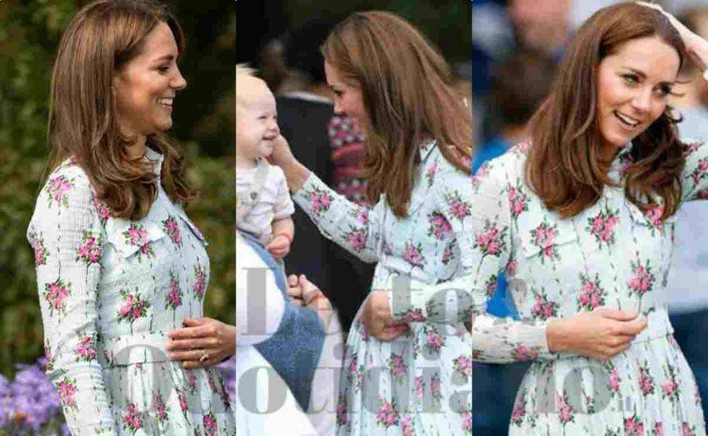 Kate: miele nei capelli, bebé in arrivo?