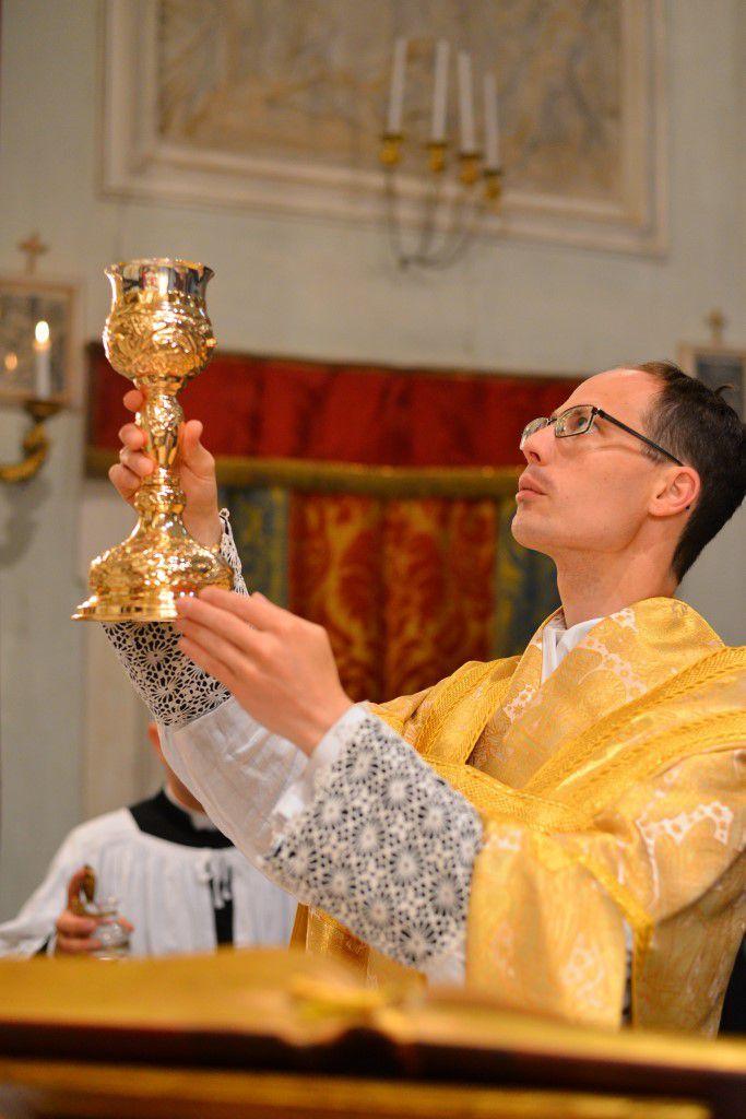 Une grâce pour notre apostolat samedi prochain à 11h.