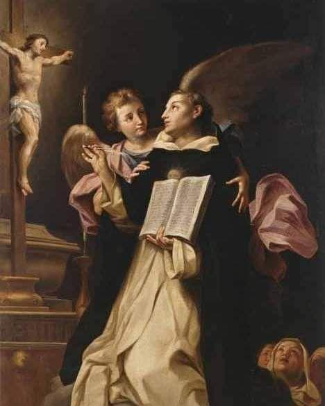 7 mars : Saint Thomas d'Aquin