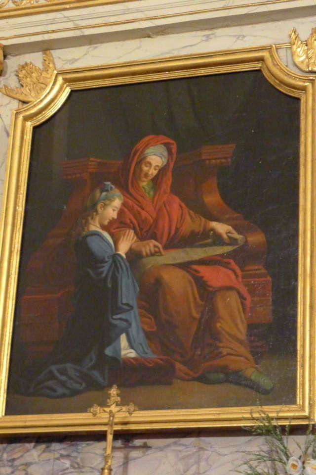 Notre pèlerinage à sainte Anne de la Bosserie en photos.