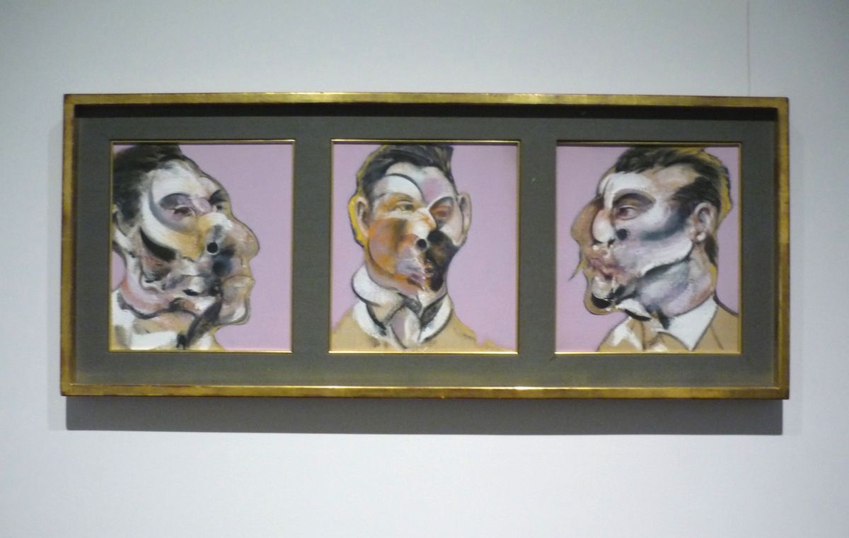 Francis Bacon, Three Studies of George Dyer (1969)