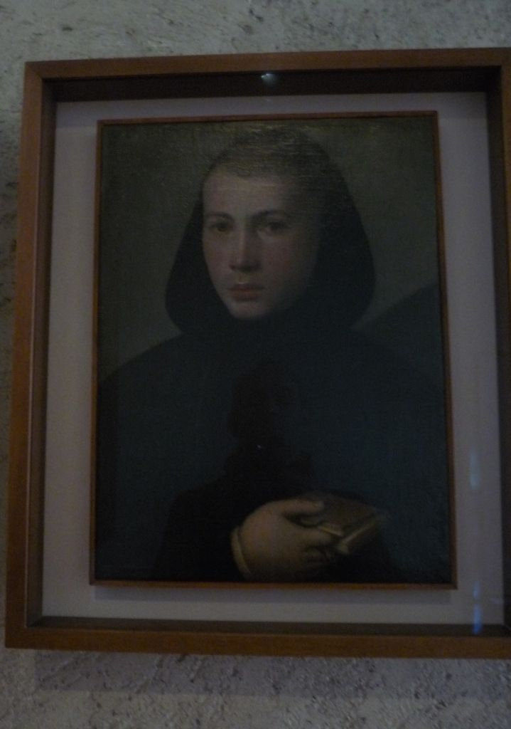 Giovan Francesco Carto (1480-1555 c.), Giovane Monaco benedettino (Young Benedictine Monk)