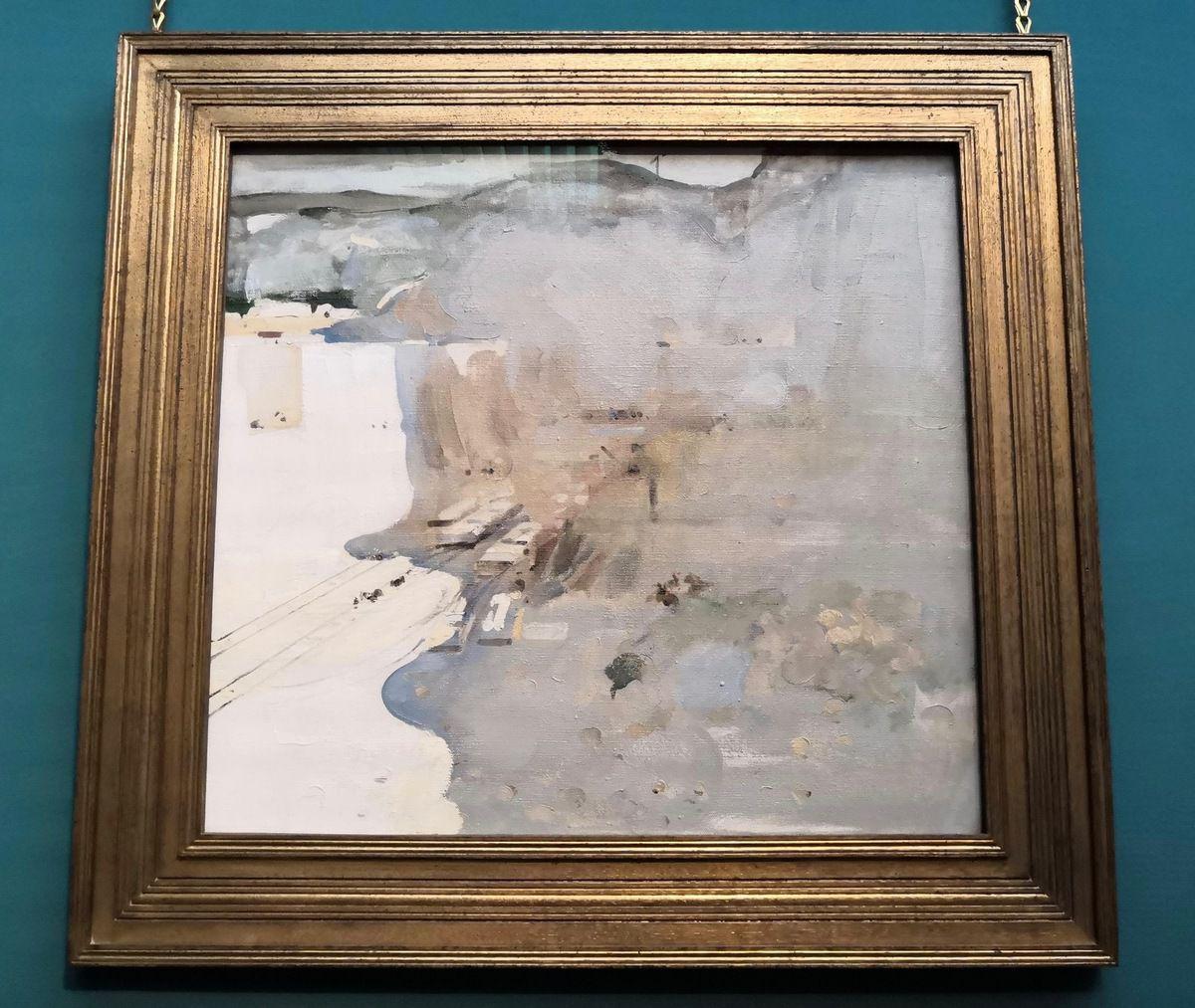 Arthur Melville (1855-1904), The Chalk Cutting, 1898