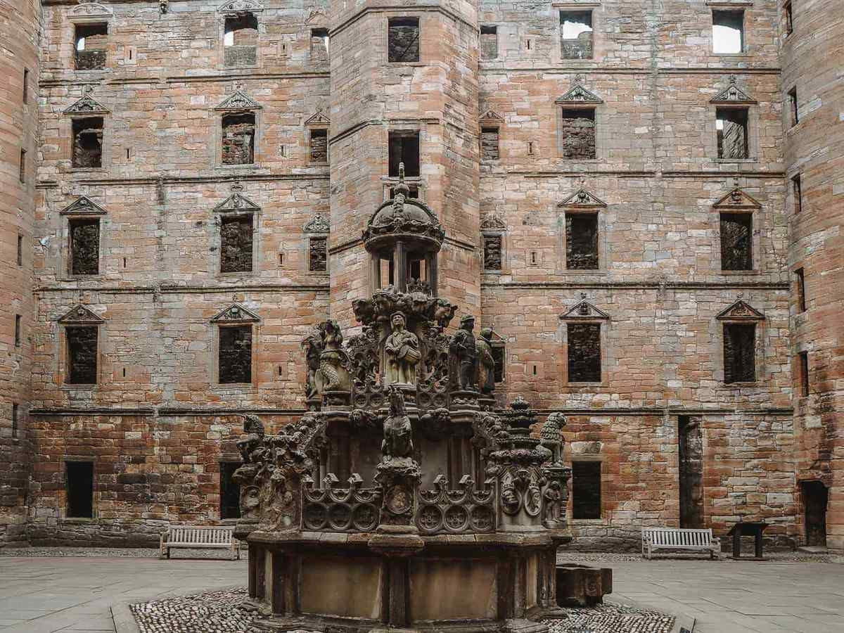 Linlithgow Palace © Internet