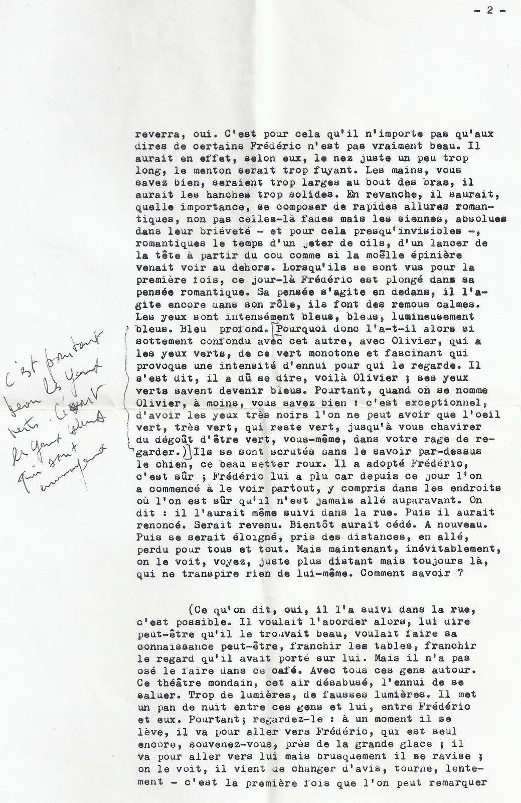 1028 - Le roman de Germain (juillet 1982)
