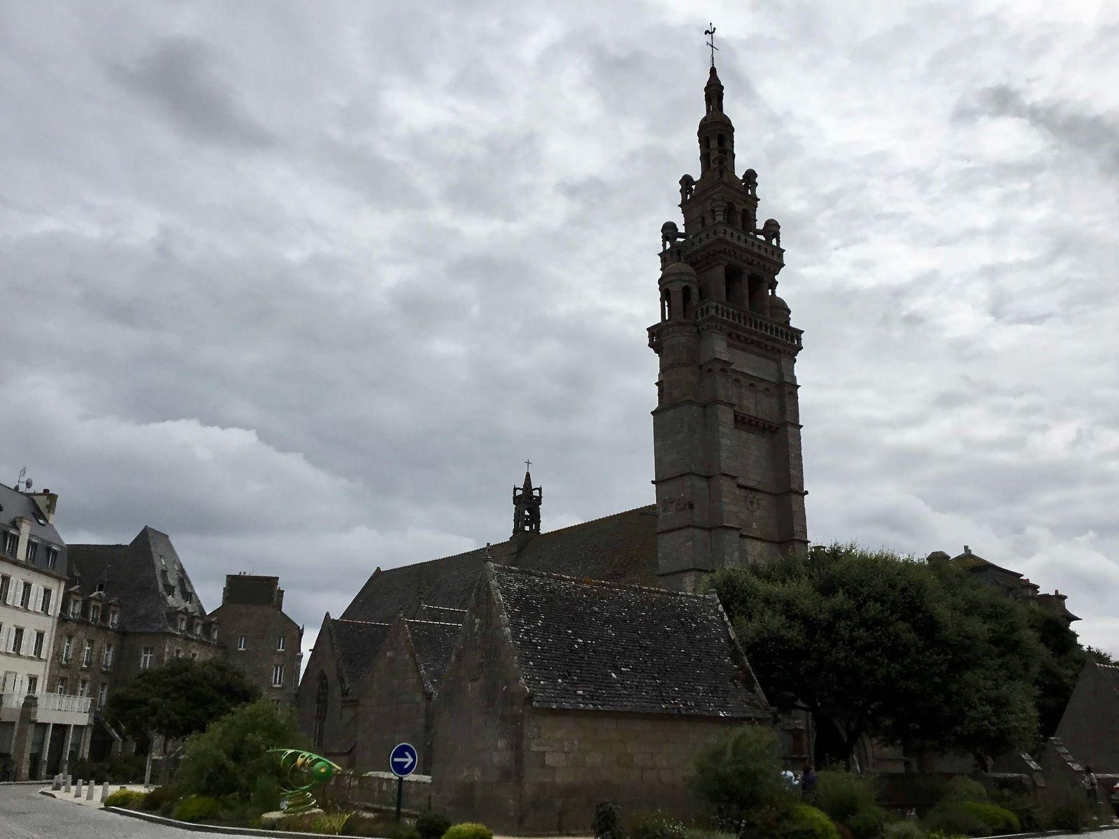 Roscoff, Église Notre-Dame de Croaz Batz