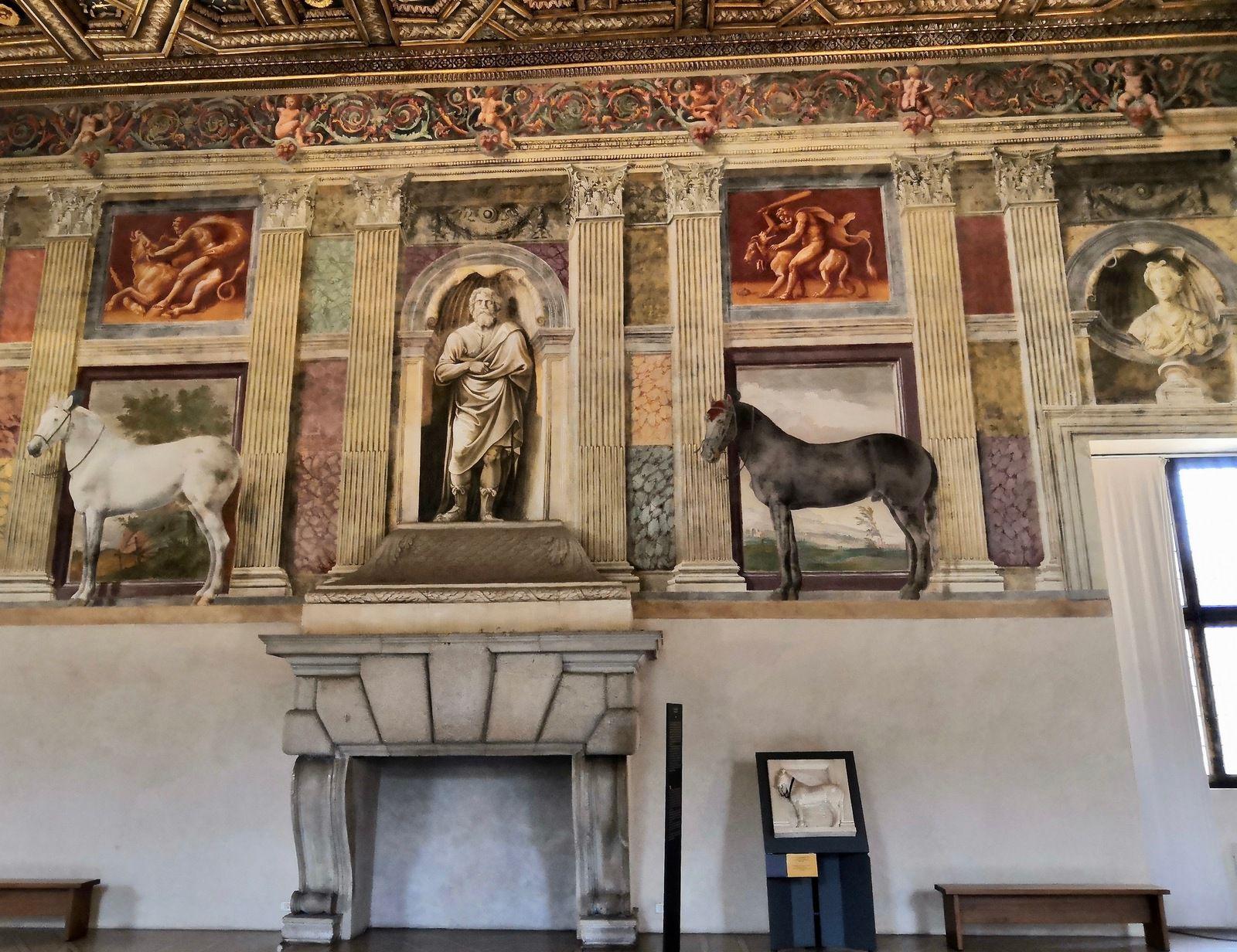 La salle des chevaux