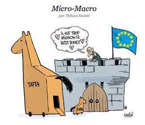 Le TAFTA et le CETA, qu'est-ce que c'est ? Explications