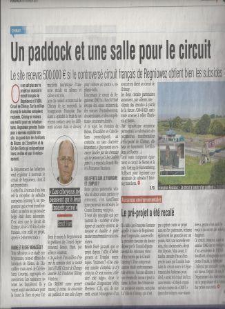 """Pour mémoire: quleques extraits des articles proposés par l'Association """"l'An Vert"""" de Vouziers"""