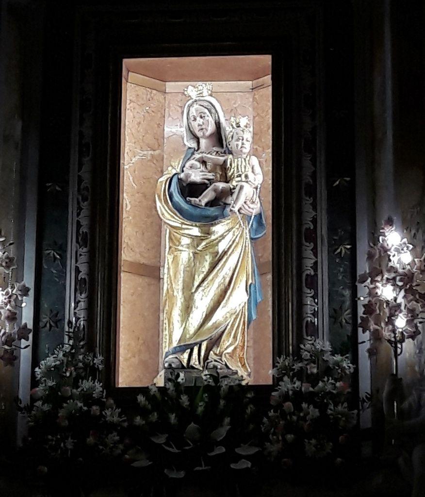 Madonna delle Grazie. Santuario di Vallo della Lucania (SA)