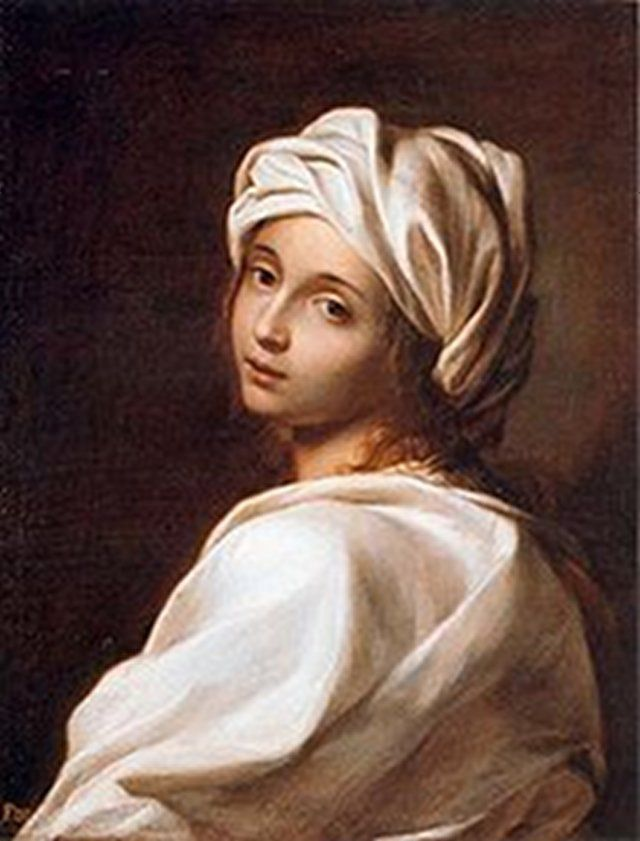 Guido Reni - Béatrix Cenci
