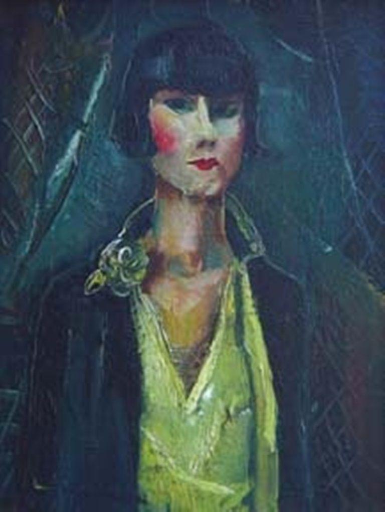 Luigi Corbellini - Kiki de Montparnasse 1925