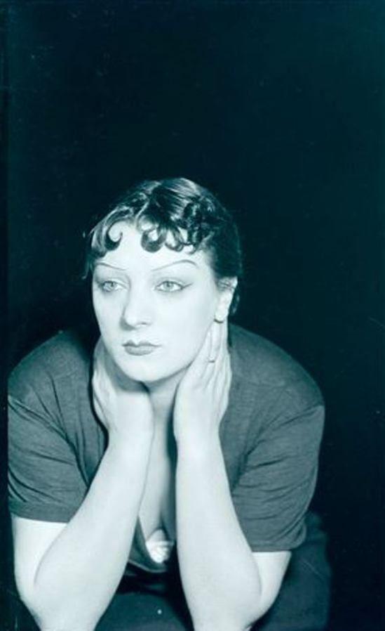 Man Ray - Kiki de Montparnasse vers 1932