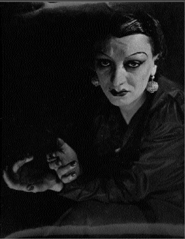 Franc Lamy - Kiki de Montparnasse 1932