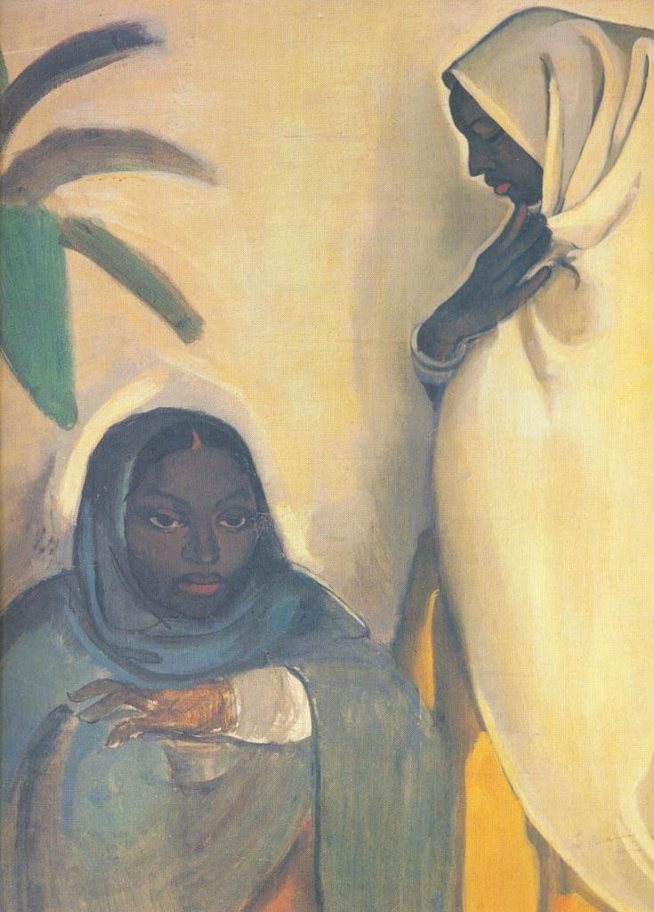 Deux femme, 1941