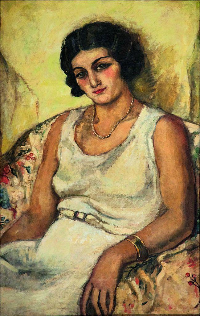 Klarra Szepessy, 1932