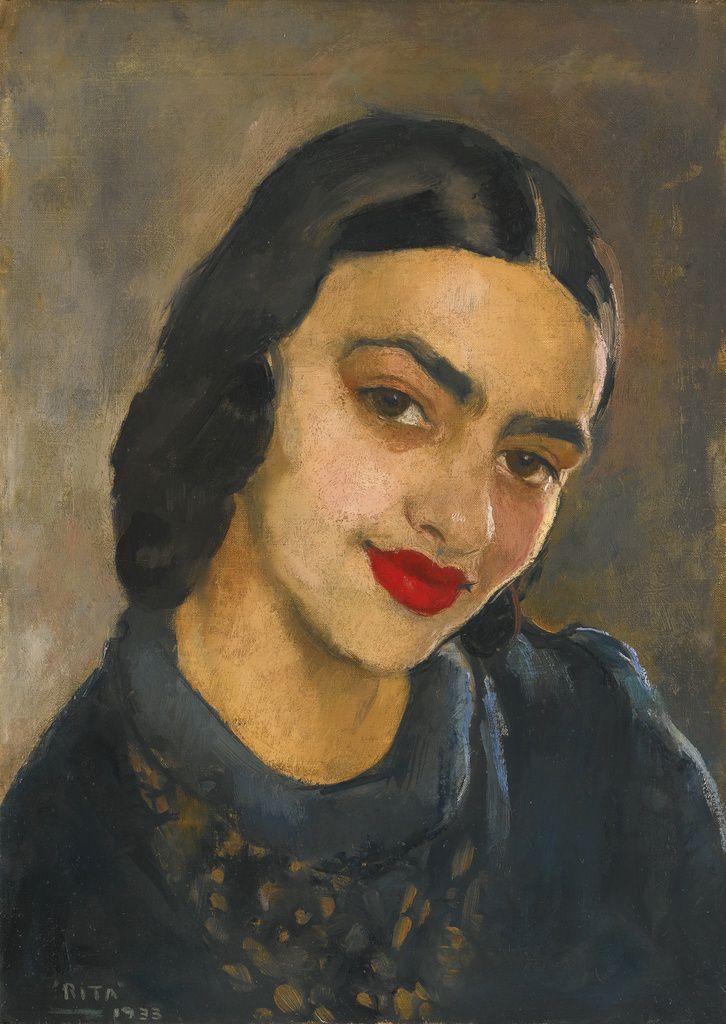 Autoportrait, vers 1933