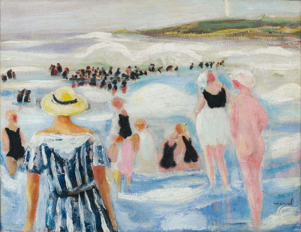 Jacqueline Marval - Biarritz, s.d.