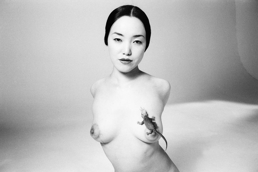 """Araki - From the series """"Love by Leica«"""", 2006"""