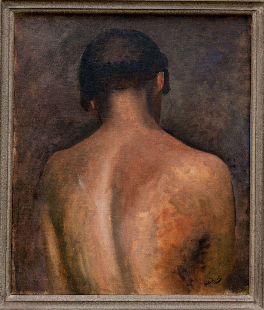 André Derain - Le dos, 1923