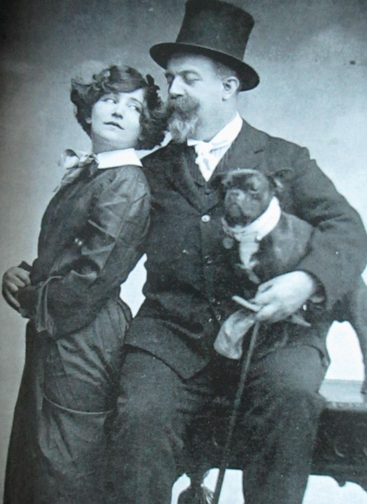 Willy et Colette