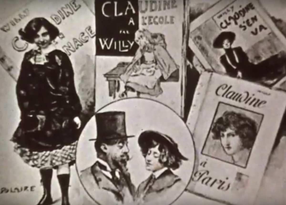 Colette - La série des Colette et son interprète Polaire