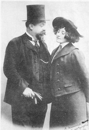 Colette et willy