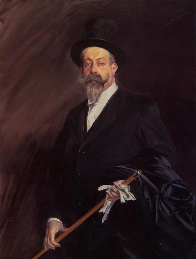 Willy Henri Gauthier Villars par Boldoni