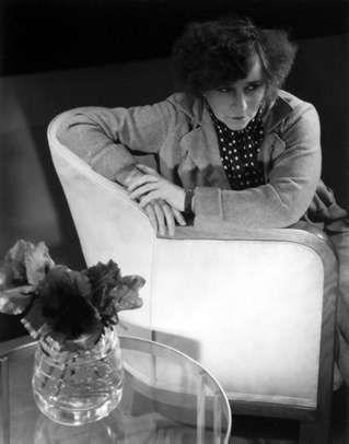 Colette  1935 par Steichen