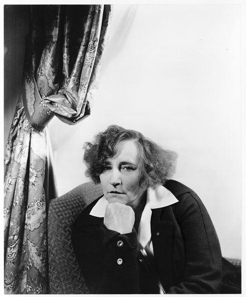 Colette en 1936