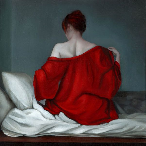 Mary Jane Ansell - Le coucher, après 2000