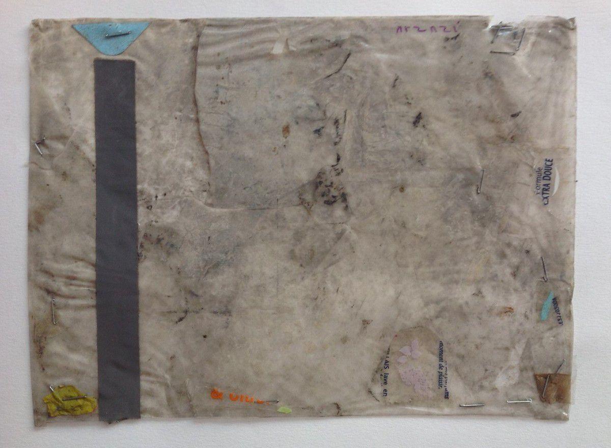 Arzazi - La colonne - collage sd