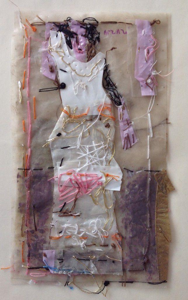 Arzazi - La mariée, collage sd
