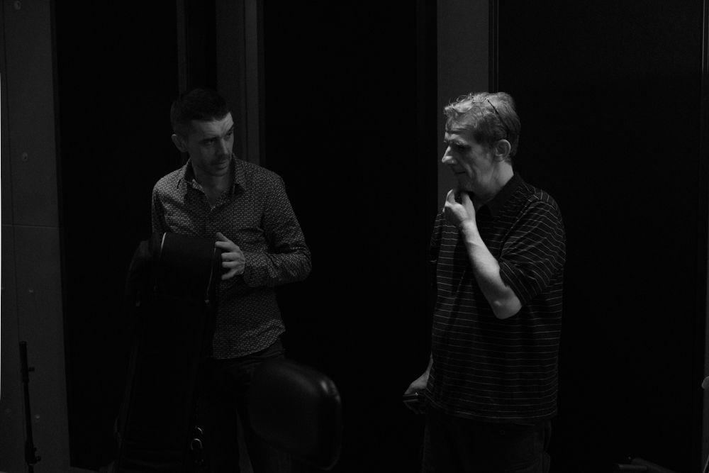 Cyrille Catois et Alain Messier