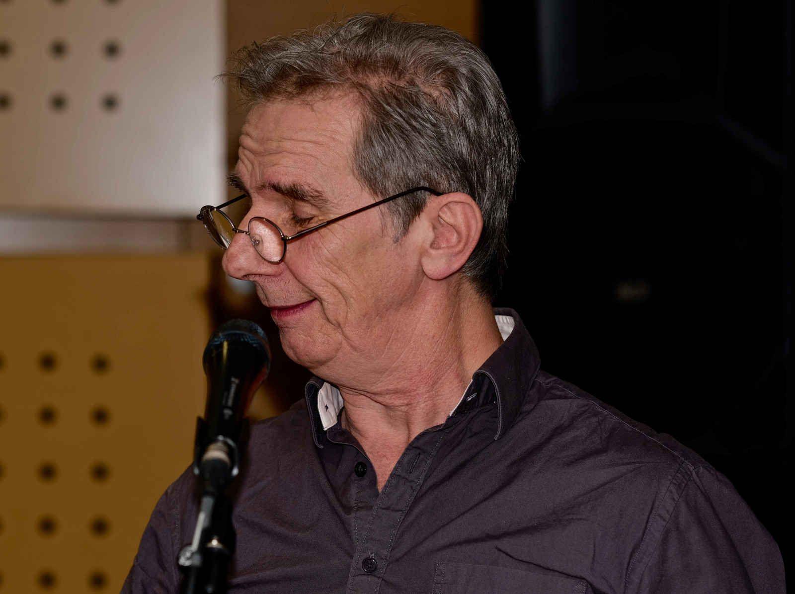 Alain Messier. Chant-harmonica