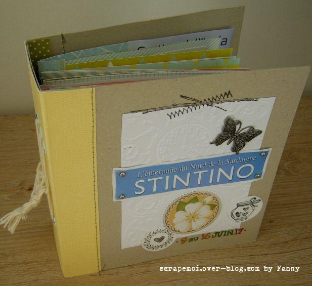 mini en scrap sur Stintino/Sardaigne