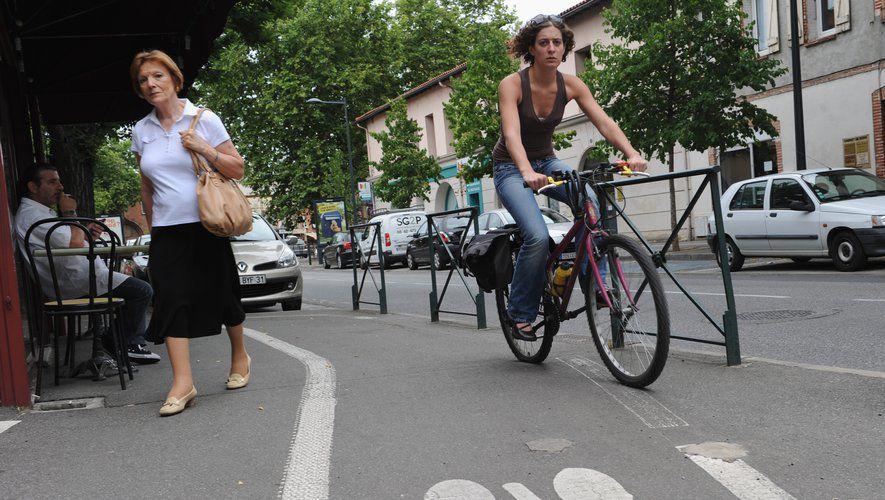La mobilité des piétons et des cyclistes lors du déconfinement...?