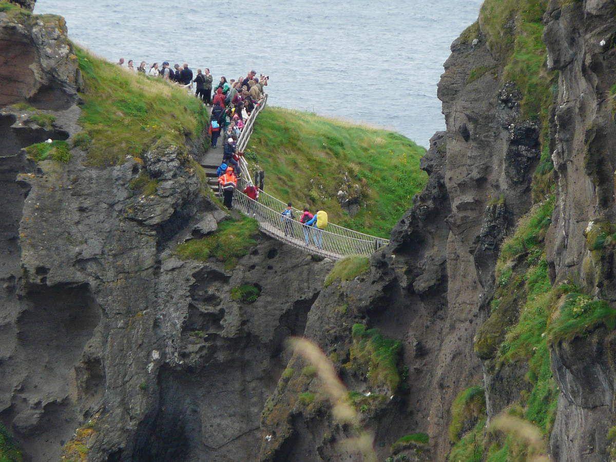 Road trip en Irlande : de la chaussée des géants à Belfast