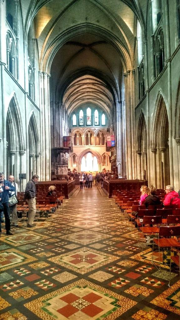 Road trip en Irlande : Dublin