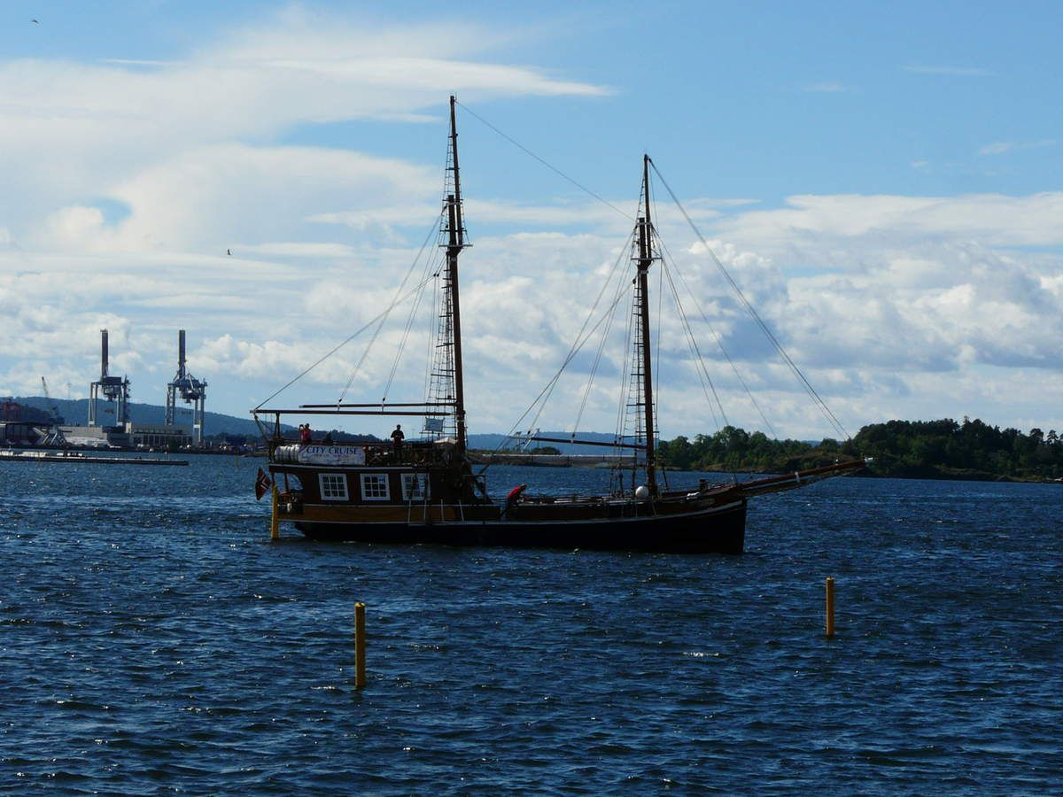 Norvège : Oslo