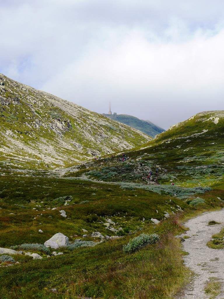 Norvège : mine de Kongsberg et ascension du Gaustatoppen au Télémark